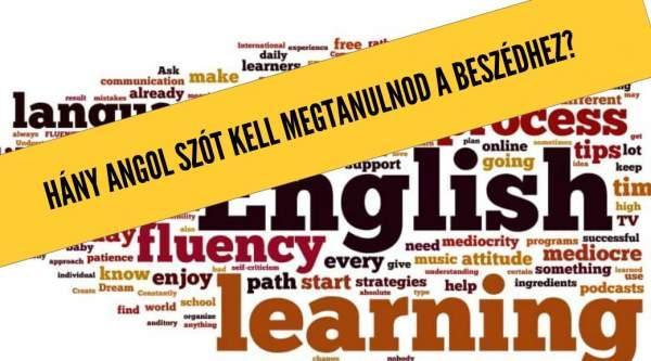 Szavak angolul
